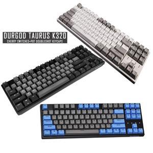 Durgod taurus k320 teclado mecânico [cherry mx switches] nkro 87-teclado de jogo chave para jogador/datilógrafo/escritório-qwerty-layout
