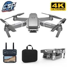 2020 Новый E68 Дрон HD широкоугольный 4K wifi 1080P передача от первого лица фиксированная высота FPV дроны видео запись в реальном времени Квадрокоптер четыре оси Самолет rc вертолет игрушки