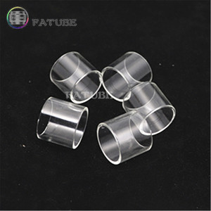 5pcs FATUBE Straight glass Cigarette Accessories for ADVKEN Manta RTA /cp rta/cp3 rta/CP 2/Manta MTL II/Reload/OWL TANK tube
