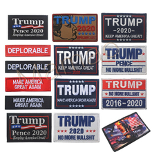 Make Keep America Great president MAGA Patch Deplorable Trump 2020 pence Morale Liberals Cry Again Badge