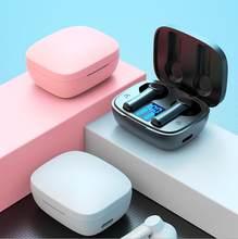 Fones de ouvido para jogos baixa latência tws fone de ouvido bluetooth com microfone baixo posicionamento som sem fio para android