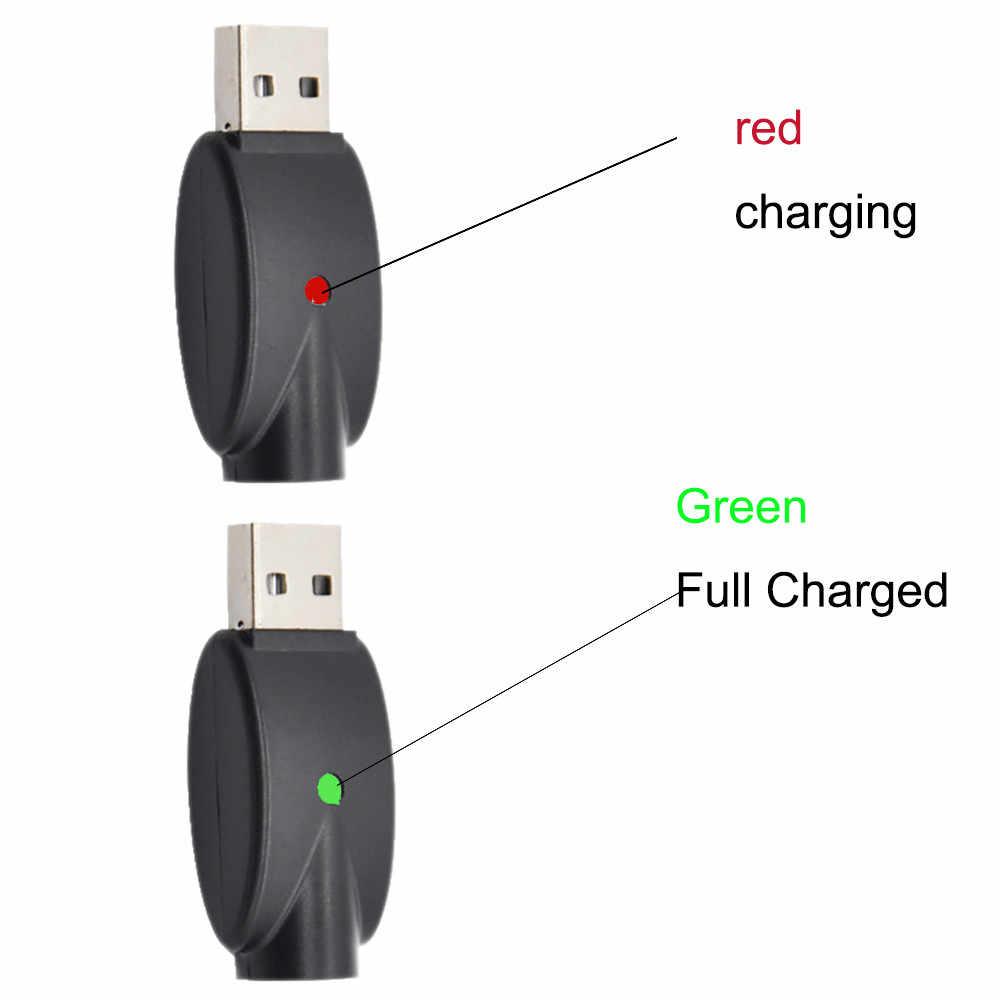 Bộ 2 Thuốc Lá Điện Tử Sạc USB Sạc Cáp Tương Thích Với 510 Sợi USB Ego Sạc Hút Thuốc Phụ Kiện