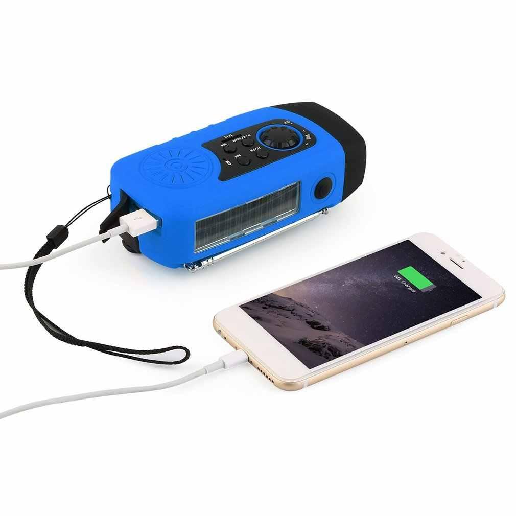 Портативный Открытый Новый аудио Многофункциональный перезаряжаемый MP3 аудио музыкальный плеер радиоприемник-фонарь громкоговоритель 2000mAh батарея