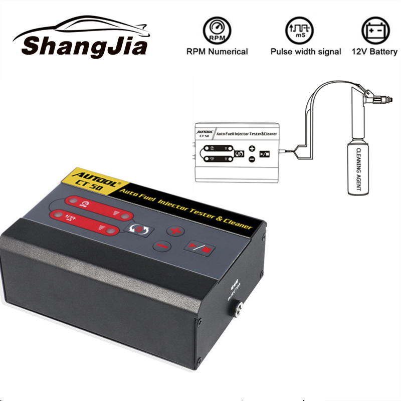 FOR 8 INJECTORS EFI Fuel Injector Ultrasonic Cleaning /& Flow Testing