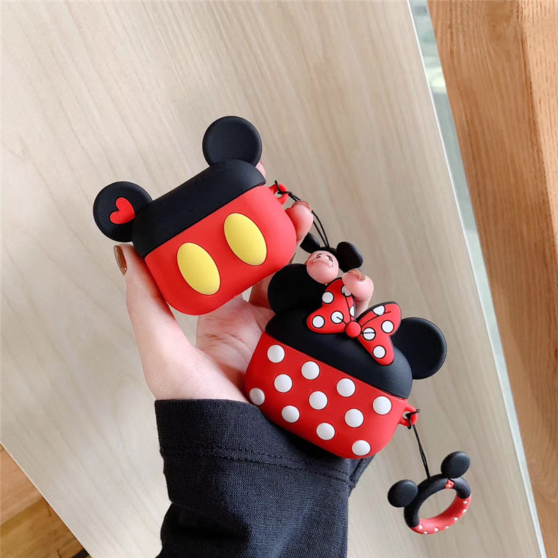 Cute 3D Silicone Case for AirPods Pro 148