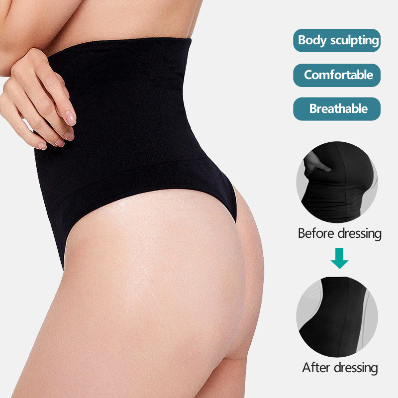 2019 Women Bodyshaper Bodysuit Sexy Shapewear Thong G String Body Shapers Female Underwear Shorts Underpants Tummy Shaper Corset