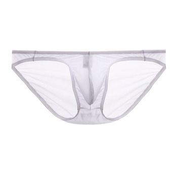 Sexy Men Briefs Underwear Men's Big Pouch Briefs Underpants male Panties Polyester Male Lingeries 15