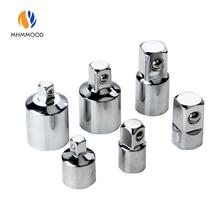 Adapter Wrench Socket-Accessories Ratchet Steel-Socket Chrome Vanadium Converter-Tools