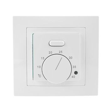 Home Floor Electric Heating Thermostat 16A AC 220-230V Temperature Controller ac 250v 16a 50 300c thermostat temperature controller nc no for electric oven