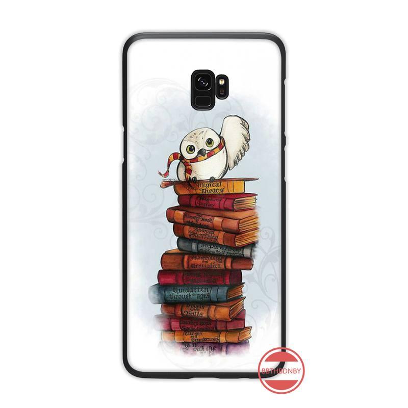 Always Hogwart Harries Potter Comic Design Phone Case Cover For Samsung Galaxy S5 S6 S7 S8 S9 S10 S10e S20 Edge Plus Lite