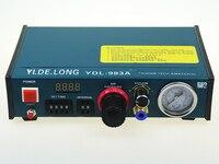 자동 접착제 디스펜서 솔더 페이스트 액체 컨트롤러 Dropper YDL-983A 디스펜스 시스템 디지털 디스플레이 솔더 페이스트 접착제 드 로퍼