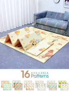 Kid Rug Developing-Mat Play-Mat Crawling-Pad Puzzle Infant Carpet Gym Baby Early-Education