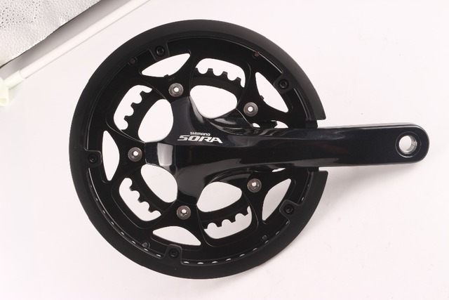 Shimano Sora 3550 165mm 170mm 50-34T 2x9 vitesse avec 3500 BSA support de pédalier inclus avec BB