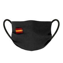 Masque de protection facial, drapeau d'espagne, réutilisable, lavable, filtre, Cosplay, personnalisé, en tissu, lavable, pour course à pied, cyclisme, nouveau