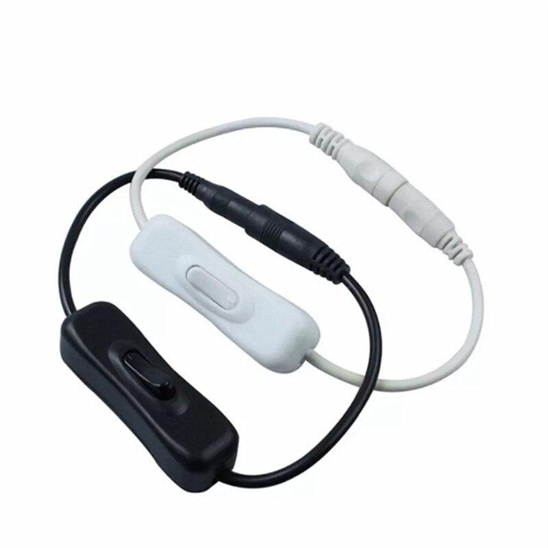 DC12-24V LED Strip Dimmer Brightness Adjust Switch Controller Connector For 5050 2835 3528 Single Color LED Strip Dimming