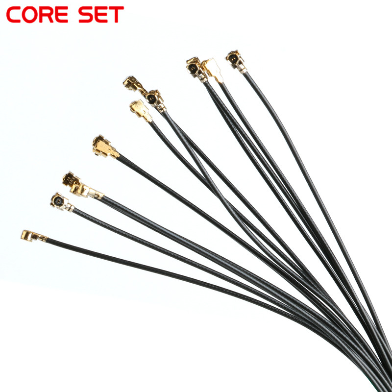 5PCS IPEX IPX u.fl Female 1.13mm Connector Cable Single-head Adapter Connector 15cm IPX 1.13 Cable IPEX