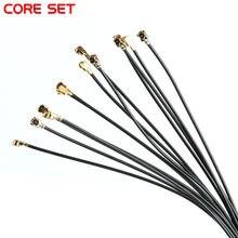 5PCS IPEX IPX u. fl Feminino Conector 1.13 milímetros Conector do Adaptador de Cabo-cabeça Único 15 centímetros IPEX IPX 1.13 Cabo