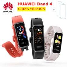 Smart Bracelet Huawei Band-4 Sleep-Monitor Charge Long-Standby Heart-Rate Waterproof