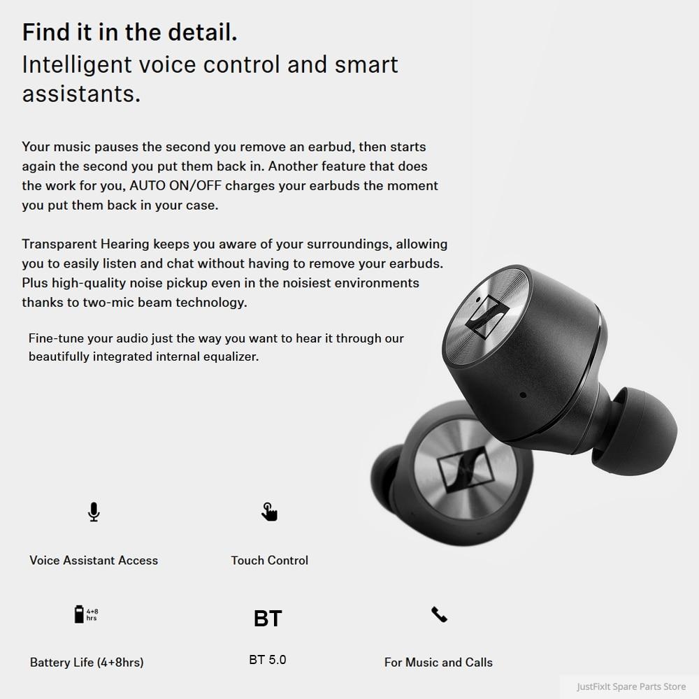 Sennheiser MOMENTUM True Wireless Earbuds 5