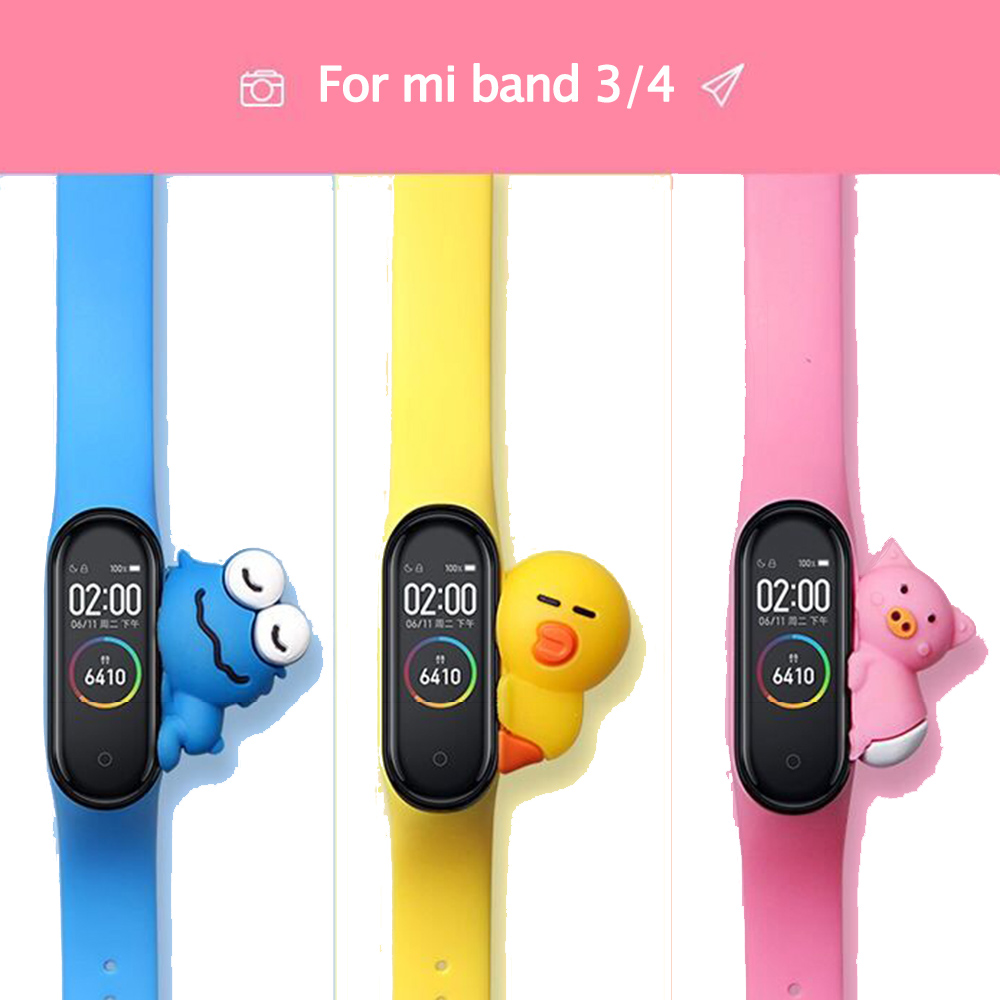 Limited Edition Bracelet For Xiaomi Mi Band 3 4 Strap Silicone Sport Wrist Strap For Xiaomi Mi Band 4 Bracelet Miband 4 3 Strap