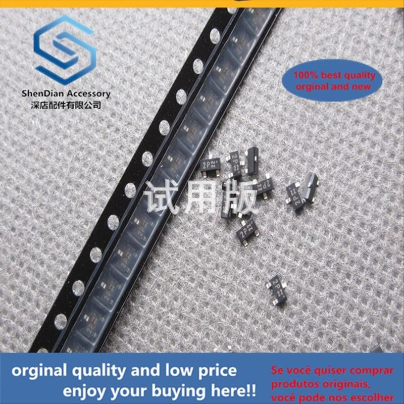 50pcs 100% Orginal New Best Quality 2N7002KA-RTK / H 2N7002KA Screen Printing 2P SOT-23 Patch Brand New 100 8 Yuan
