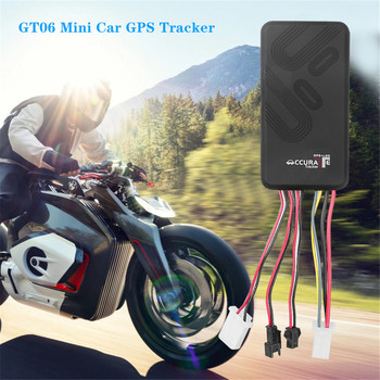 kebidumei GT06 GSM/GPRS/GPS/LBS Real Time GPS Tracker for Car Motorcycle Vehicle Tracking Device with Cut Off Oil Power & Online image