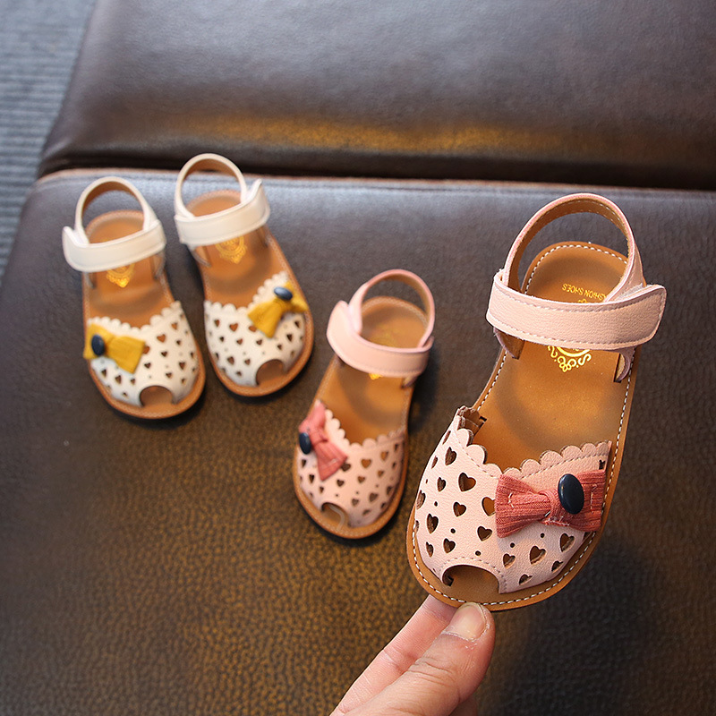 sapatos de verao 2019 das criancas novas meninas sapatos tendao fundo macio das criancas dos desenhos