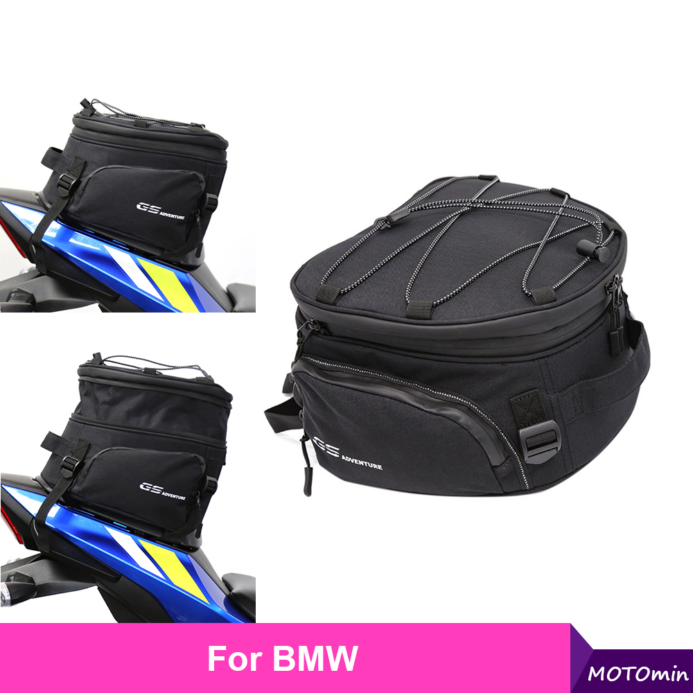 Motorcycle Saddle Bag Saddlebag Tailbag Tail Bag Mount Panniers Rack Top case For BMW R1200GS LC ADV F850GS R nine T K 1600 GT