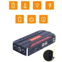 USB Car Jump Starters Multifunction Car Emergency Charger Car Battery Power Waterproof Starting Supplies