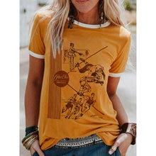 80s Pop Culture Nostalgie T-Shirt 70 S 90s Pipi-Chee Dossier T-Shirt Graphique Drôle Tumblr Tendance Chemise Vintage Classique Femmes Hauts