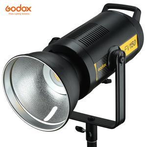 Image 1 - Godox FV150 150 واط FV200 200 واط عالية السرعة مزامنة فلاش مصباح ليد مع المدمج في 2.4 جرام استقبال لاسلكي + Xpro التحكم عن بعد Godox