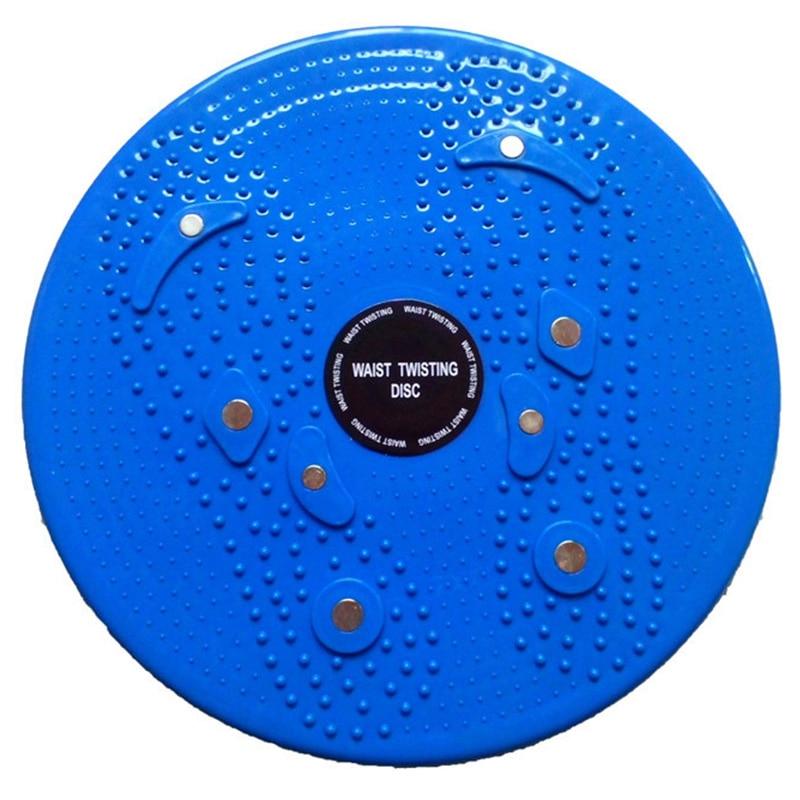 Sports Twist Board Waist Body Foot Massage Disc Balance Aerobic Exercise Fitness Waist Figure Twister Round Plates