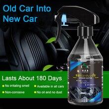 260ml carro plástico restauração agente kit de reparação de couro peças interiores do automóvel revestimento restorer renovação acessórios