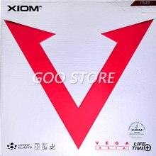 Xiom vega Азия Настольный теннис Резина быстро ломается скорость