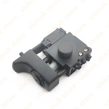 Electric drill speed control switch replace for Hitachi 321632 D10VH D10VC2 DV16V FDV16VB2 10mm power tool accessories part