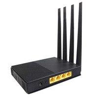band dual יוניברסל COMFAST CF-WR617AC 1200Mbps 2.4G & 5G Dual-Band Gigabit Wi-Fi נתב יוניברסל וול המלך תעשייתי נתב אלחוטי (5)