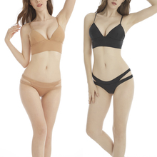 Women's Sexy Bikini Swimsuit Summer Women Solid Bikini Set Swimwear Summer Low Waisted Bathing Suits Bikini Beach Swimwear