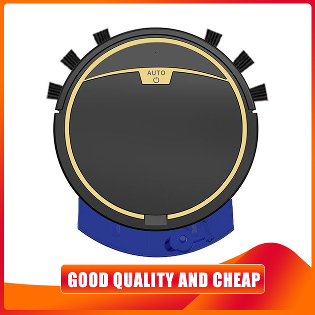 2800Pa Smart  Multifunctional Household Appliances Robot Vacuum Cleaner, Three in One Automatic Charging Dry and Wet ing Vacuum