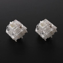 Gazzew Boba U4 RGB version clear top silent tactile Mechanical keyboard custom switch outemu produce