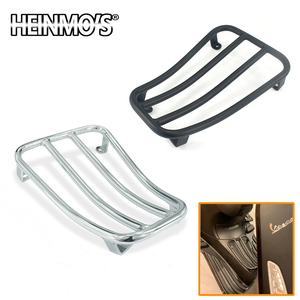Image 5 - For GTS300 GTS 300 Foot Pedal Rear Luggage Rack Bracket Holder for VESPA GTS 300 2017 2018 2019 Motorcycle Accessories