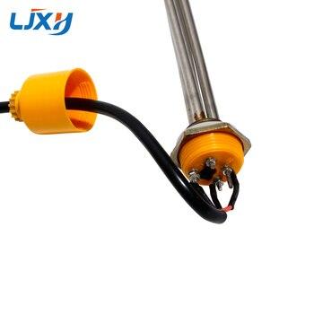 LJXH 201SS солнечный обогреватель нагреватель трубки 220 В 1,5 кВт электрическая труба нагревателя 400 мм длина трубки (на заказ принимаются)