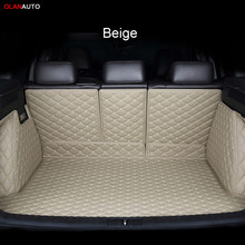 Custom car trunk mats for Haval all models H1 H2 H3 H5 H6 H8 H9 H7 H2S H6coupe car styling auto accessories(China)