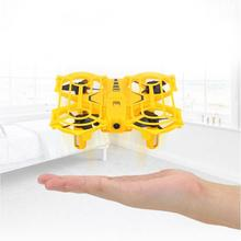 Mini Drone 2.4G 6 Axis RC Quadcopter Helicopter Aircraft Fixed 3D Flip and Headless Mode Quadcopter RC Helicopter for Kids