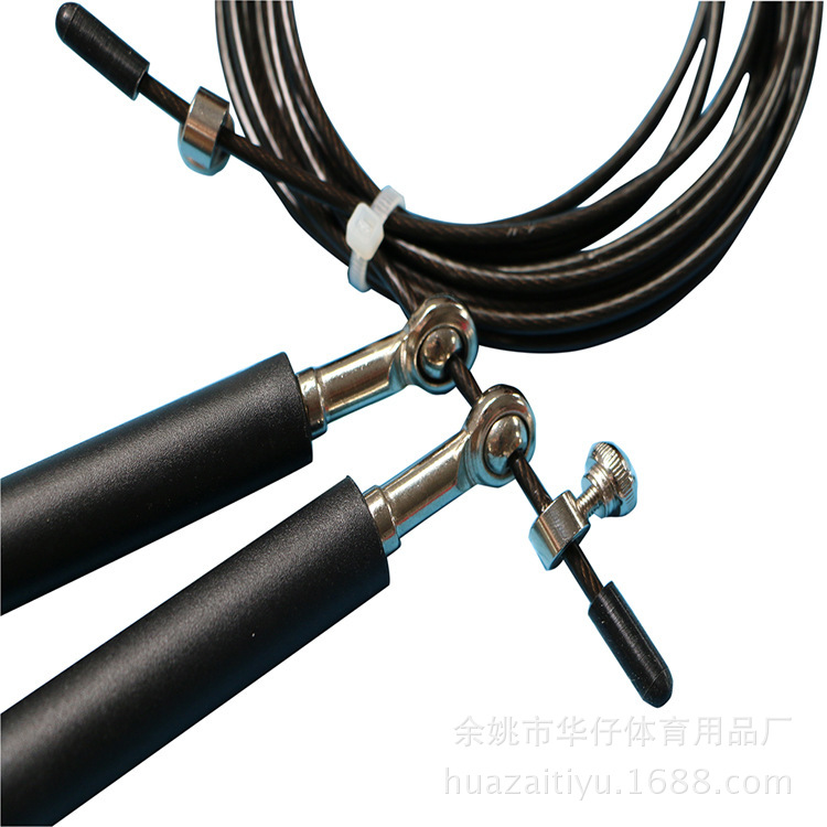 Bearing Jump Rope Metal Bearing Jump Rope The Academic Test For The Junior High School Students Only Jump Rope Steel Wire Jump R