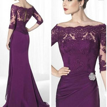Purple 2019 Mother Of The Bride Dresses