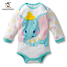 2020 Clearance Sale Baby Boy Rompers Autumn Warm Fleece Clothing Set Cartoon Infant Girl Clothes Newborn Overalls Baby Jumpsuit