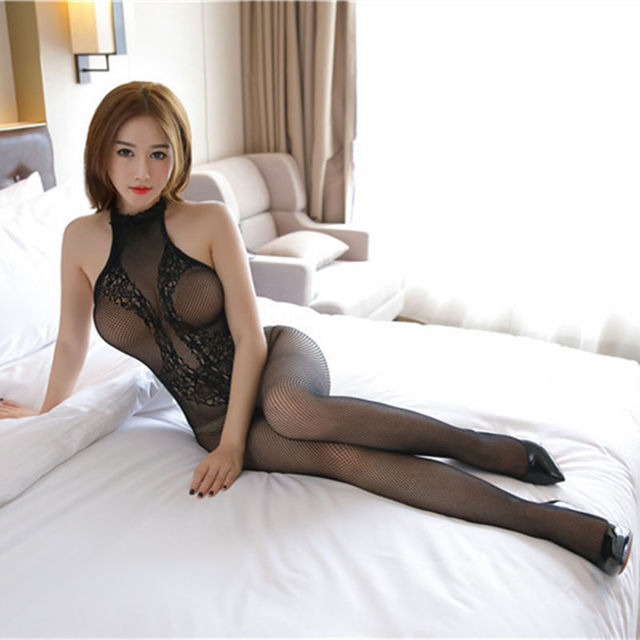 Fishnet Sexy Bodystocking 2