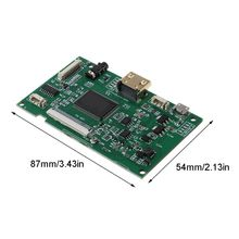 AT070TN92 Driver Board LCD Screen Controller -HDMI For Innolux AT070TN90 AT090TN10 AT070TN93 AT080TN52 Micro USB 50 Pins