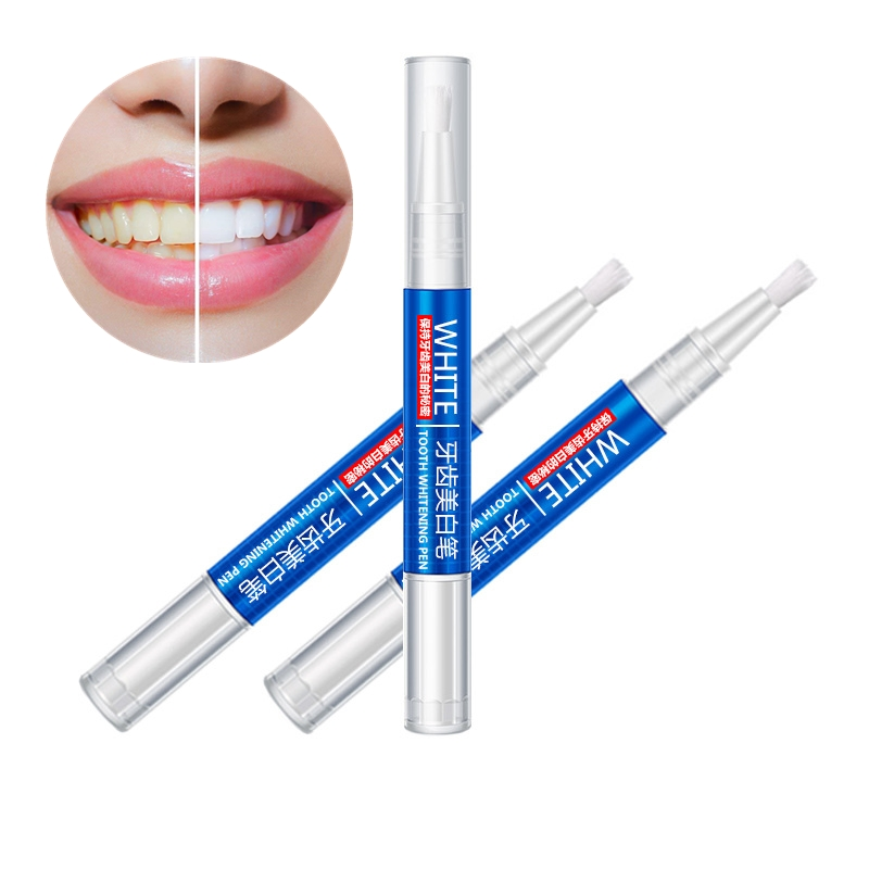 1Pcs Teeth Whitening Pen Tooth Whitening Gel Tooth Bleach Gel Whitener Remove Stains Toothpaste Pen Oral Hygene Dental Care