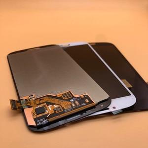 Image 3 - 5.0 süper AMOLED LCD ekran dokunmatik ekran Digitizer için SAMSUNG Galaxy S4 GT i9505 i9500 i9505 i9506 i337 LCD çerçeve